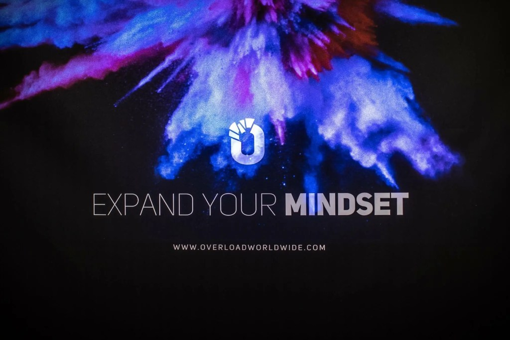 Expend your mindset, Overload Worldwide