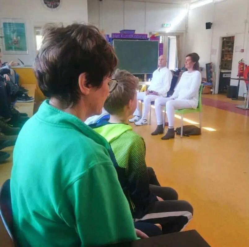 Meditatie workshop groep 6 & 7 a