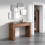 Consola em Nogueira. Peças de mobiliário que transformam os ambientes.