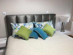 Almofadas decorativas com confecção à medida
