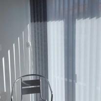 Estore de bandas verticais