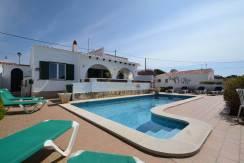Family Villa for sale in Calan Porter, Menorca