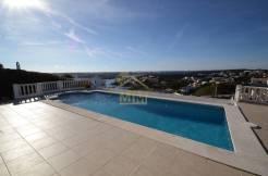 Stunning villa for sale in Cala Llonga, Menorca