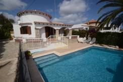Villa for sale in Punta Prima, Menorca