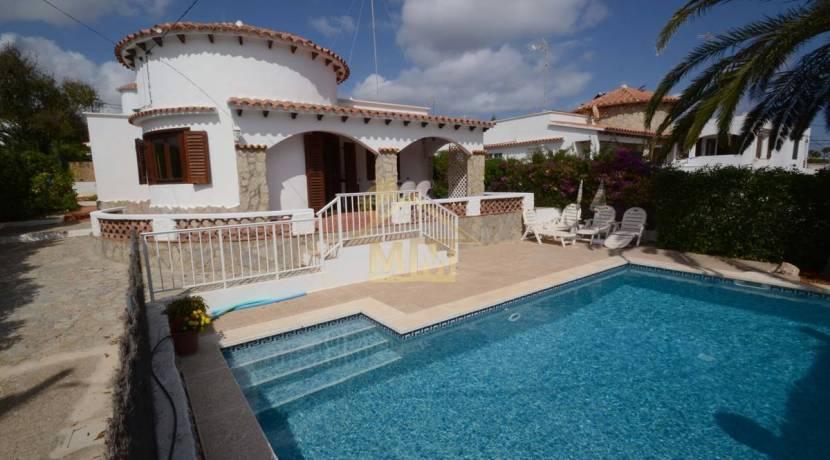 Villa for sale in Punta Prima, Menorca
