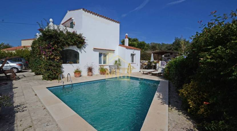 Villa for sale in Trebaluger, Menorca