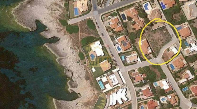 Plot of land for sale in Son Ganxo Menorca