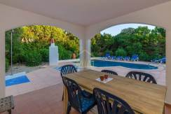 villa for sale in binibeca menorca