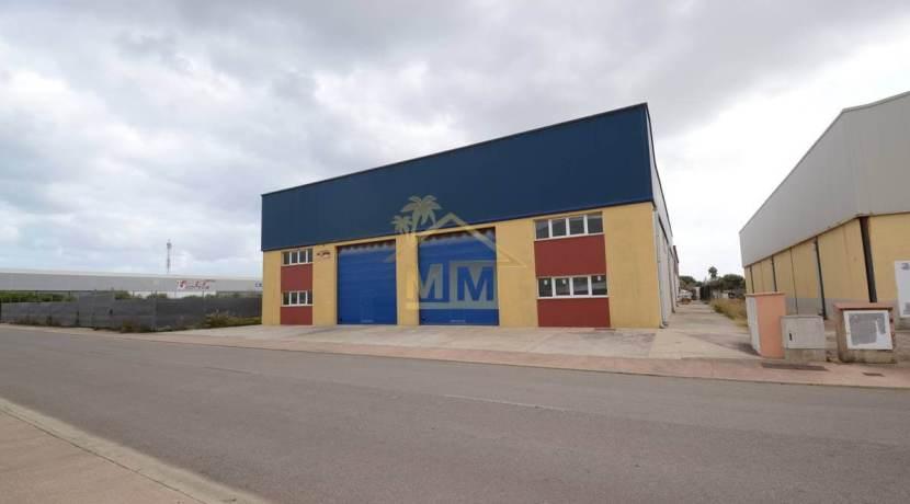 Warehouse in San Luis Menorca