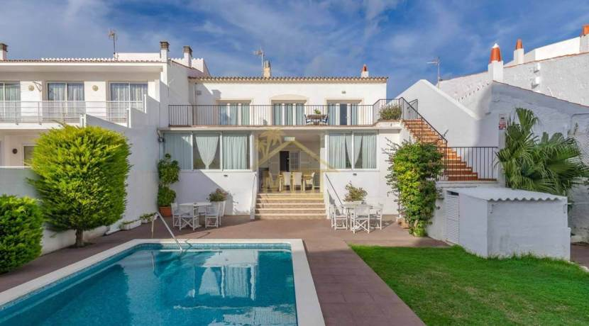 Townhouse for sale in Mahón Menorca