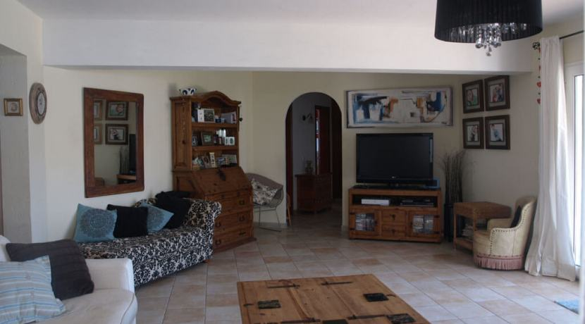 Lower Floor Lounge view 2