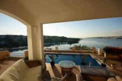 Magnificent waterfront villa in Menorca