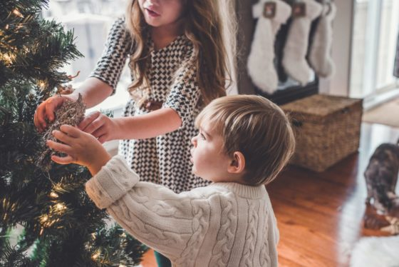 Home for the holidays: 10 ways to make the season merry and bright