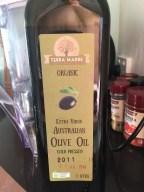 Organic Australian olive oil from Terra Madre