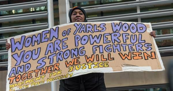 Yarl's Wood detainees resist Nigeria/Ghana mass deportation charter flight – unlawful deportation prevented