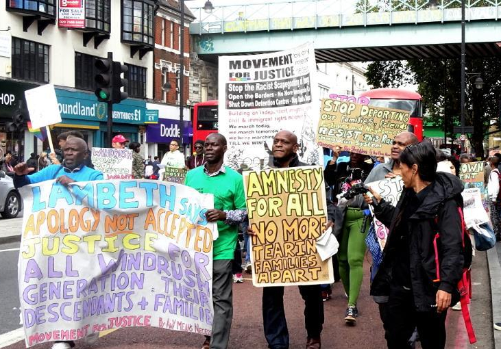 """lambeth Says """"Apology NOT Accepted"""" time to #WidenWindrush"""