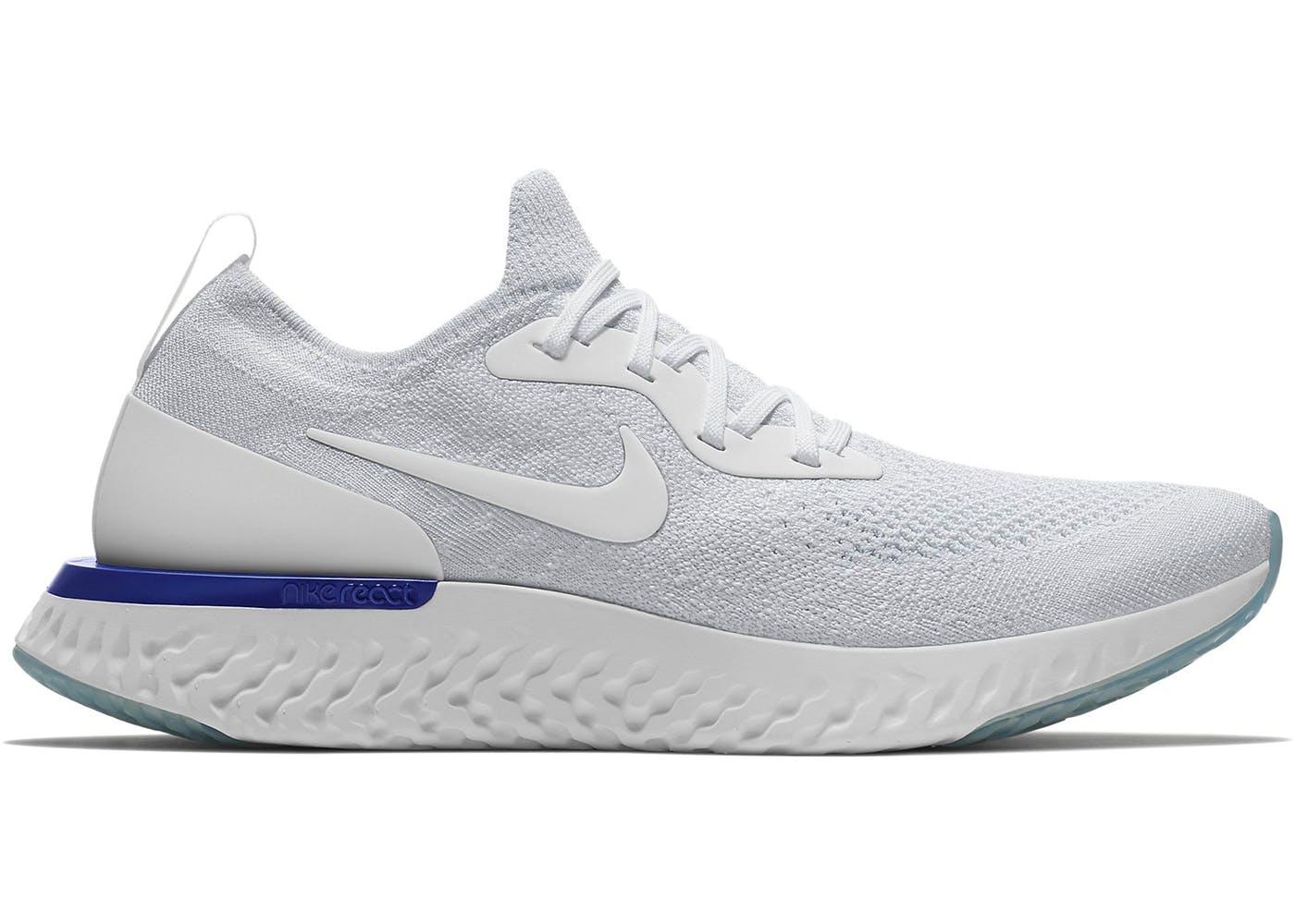 dédouanement nouvelle arrivée authentique Nike Épique Réagir Vs Coup De Pouce Examen Et Un Ascenseur jeu eastbay dc1ELhlN10