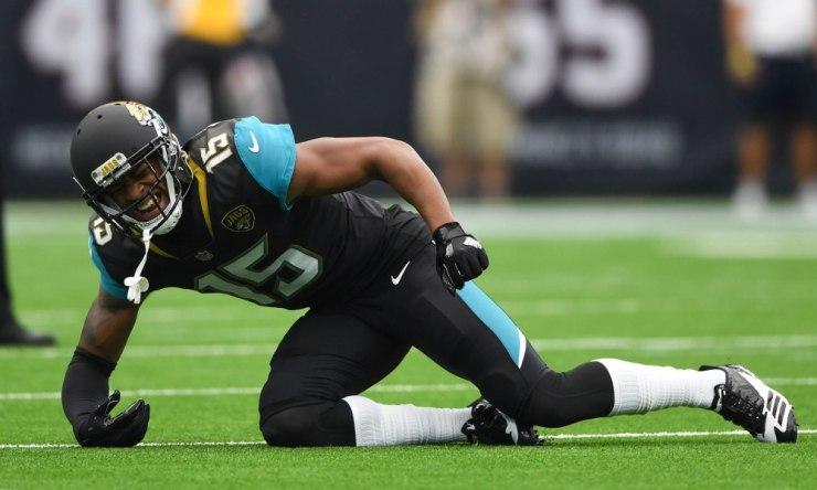 USP NFL: JACKSONVILLE JAGUARS AT HOUSTON TEXANS S FBN HOU JAC USA TX