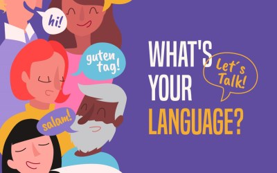 With these four tips you'll have a high-quality (multilingual) customer conversation!