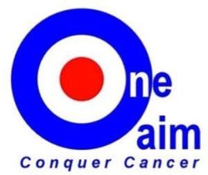 One Aim Logo