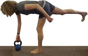 Exercise to improve balance
