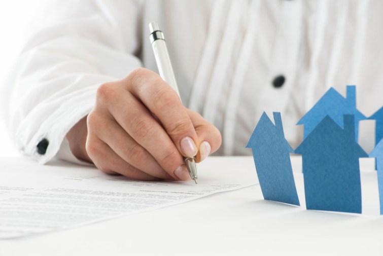 Vertrag mit Umzugsunternehmen abschließen