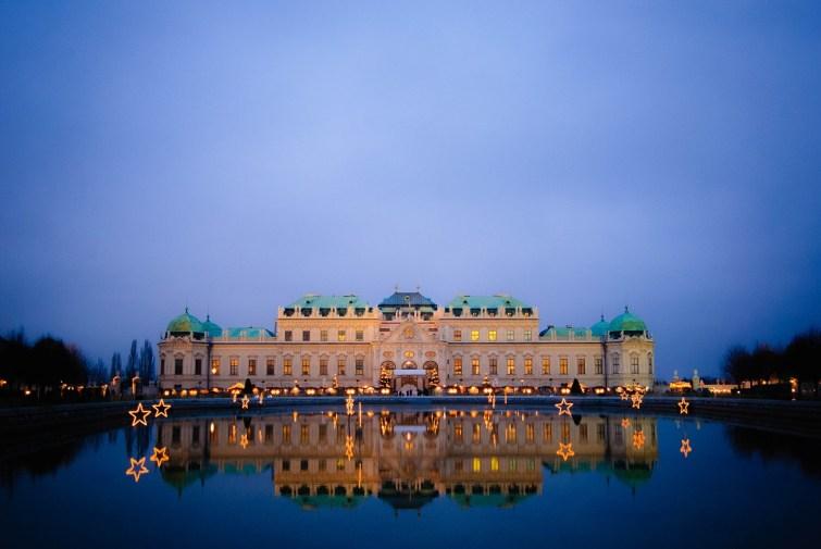nach Wien ziehen