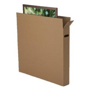 5-neue-Bilderkartons-900-x-120-x-800-mm-Verpackung-fr-Bilder-und-Gemlde-Karton-mit-Tragegriffen-0