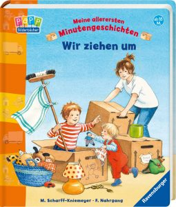 Kinderbücher zum Thema Umzug
