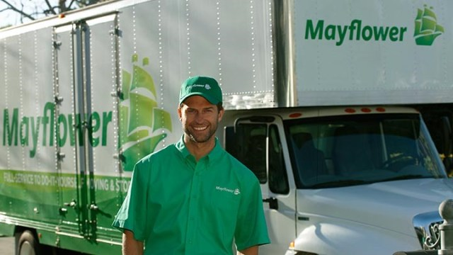 Movers mayflower