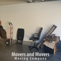 Picture of how Movers and Movers taking a part of costomer