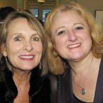 Paula Thatcher Cordes and Alissa Sammarco Magenheim, Art Beyond Boundaries steering committee members