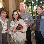 Roberta Fisher, Joan Guttman, Stephen Guttman and Shep Englander