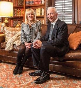 Kim and Dave Dougherty