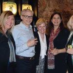 Denise Montfort, Josh Harkavy, Marcia Spaeth, Tamara Harkavy and Roz Harkavy