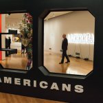 "The ""30 Americans"" exhibition"