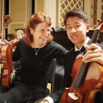 Dee Sparks with Max Yuan