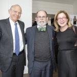 Rick Reynolds, Mark Rubin and Vicky Reynolds