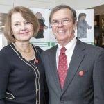 Katherine and Tom Hayes