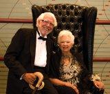 Jim Rauth with Alice Weston