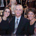 Morgan Case, Bill Case and Lisa Cassetta