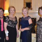 Planning the gala: Suzanne Lakamp, Jane Clarke, Mary Lou Motl Joan Dornette, Donna Perzigian and Sally Sieger