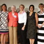 Committee members JoAnn Hagopian, Judy Pogue, Tolli Pugh, Susie Lame, Maurie Hanauer, Karen Bell and Sandra Eisele