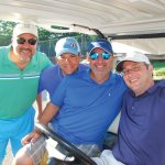 Ben Lefton, Scott Adams, Bill Kahn and Jeff Adams