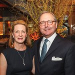 "Milly and Garry ""Doc"" Huffman, Opera president-elect"