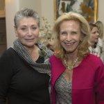 Barbara Gould and Eileen Barrett