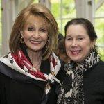 Barbara Hahn and Ronna Willis