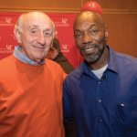 Richard Rosenthal with Innocence Project exoneree Ricky Jackson