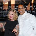 Mixologist Molly Wellmann and Chef Paul Sturkey