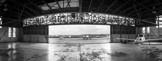 Lunken Airport Hanger